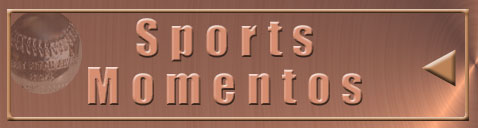 bronzing sports momentos and keepsakes for baseballs, gloves, golf and  outdoor activities